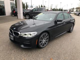 Used 2017 BMW 5 Series 540i xDrive ** LOW KMS ** LEATHER INTERIOR** for sale in Surrey, BC