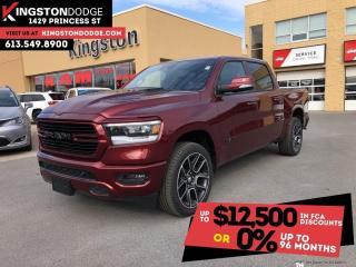New 2020 RAM 1500 SPORT for sale in Kingston, ON