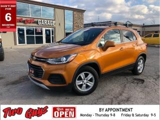Used 2017 Chevrolet Trax LT | for sale in St Catharines, ON