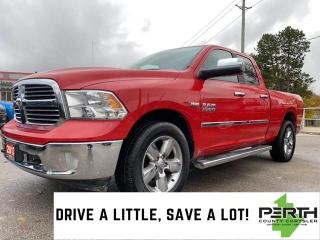 Used 2017 RAM 1500 Big Horn   Trailer Tow Group   8.4