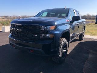 New 2021 Chevrolet Silverado 1500 Custom Trail Boss for sale in Napanee, ON