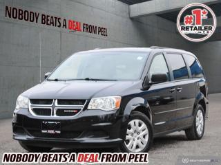 Used 2017 Dodge Grand Caravan CVP/SXT for sale in Mississauga, ON