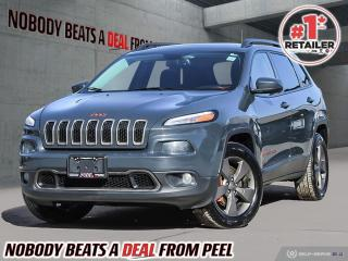 Used 2016 Jeep Cherokee 4WD 4dr 75th Anniversary for sale in Mississauga, ON