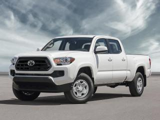 New 2021 Toyota Tacoma 4x4 Double Cab Auto for sale in North Bay, ON