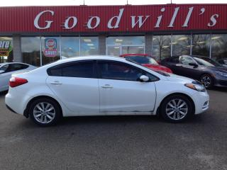 Used 2015 Kia Forte LX! HEATED SEATS! BLUETOOTH! for sale in Aylmer, ON