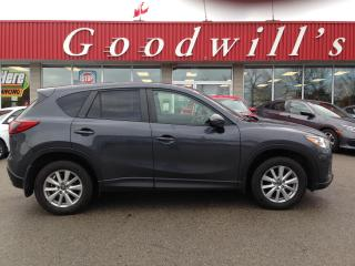 Used 2016 Mazda CX-5 GS! HEATED SEATS! BT! CAM! BLIND SPOT MONITORS! for sale in Aylmer, ON