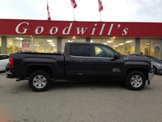 Used 2015 GMC Sierra 1500 SLE! REMOTE START! CAM! BLUETOOTH! for sale in Aylmer, ON
