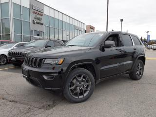 New 2021 Jeep Grand Cherokee TOW PKG NAVI PANO ROOF VENTED SEATS for sale in Pickering, ON