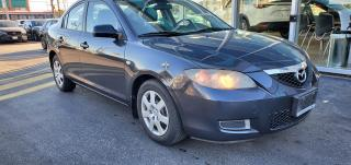 Used 2007 Mazda MAZDA3 AUTO GX|SEDAN|1OWNER for sale in Scarborough, ON