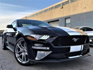 Used 2019 Ford Mustang GT|FASTBACK| LCD DIGITAL CLUSTER|VENTED MEMORY SEATS|NAVI! for sale in Brampton, ON