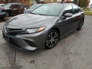 Used 2018 Toyota Camry LEATHER   SUNROOF. SE UPGRADE for sale in Toronto, ON