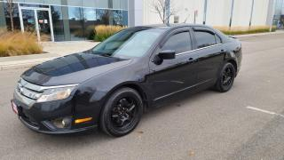 Used 2010 Ford Fusion 4DR SDN I4 SE FWD for sale in Mississauga, ON