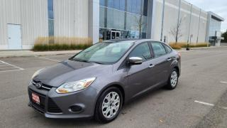 Used 2014 Ford Focus 4DR SDN SE for sale in Mississauga, ON