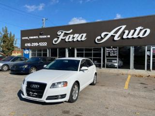 Used 2011 Audi A3 2.0T Premium for sale in Scarborough, ON