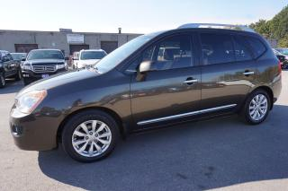 Used 2012 Kia Rondo EX V6 BLUETOOTH CERTIFIED 2YR WARRANTY HEATED SEAT CRUISE ALLOYS for sale in Milton, ON