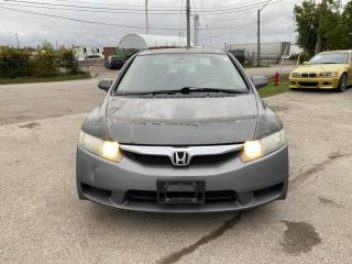 Used 2009 Honda Civic LX-S Sedan 5-Speed AT for sale in Oakville, ON