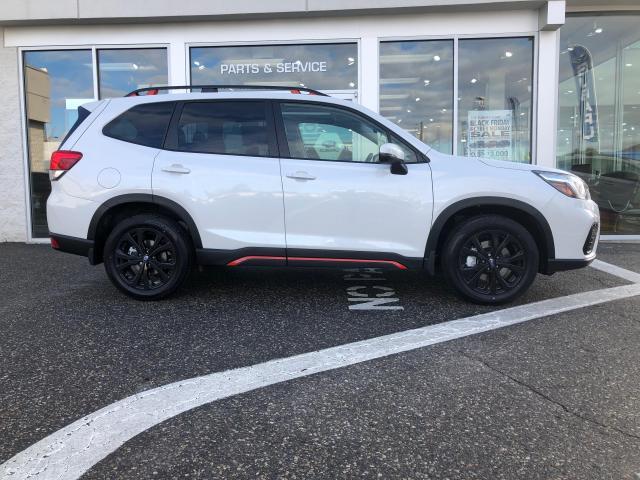 2021 Subaru Forester