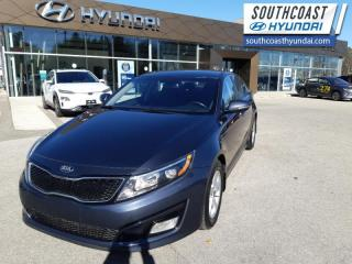 Used 2015 Kia Optima LX at  - $110 B/W - Low Mileage for sale in Simcoe, ON