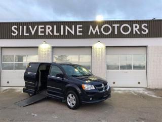 Used 2013 Dodge Grand Caravan Crew for sale in Winnipeg, MB