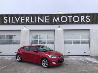 Used 2012 Hyundai Veloster for sale in Winnipeg, MB
