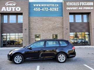 Used 2016 Volkswagen Golf Sportwagen 1.8 TSI Trendline 4 portes BA for sale in St-Eustache, QC