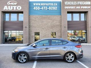 Used 2017 Hyundai Elantra Berline 4 portes, boîte automatique, GLS for sale in St-Eustache, QC