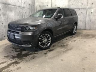 Used 2020 Dodge Durango GT AWD TOIT OUVRANT CAMERA CARPLAY SIEGES CHAUFFANT for sale in St-Nicolas, QC