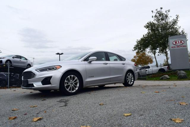 2019 Ford Fusion SEL HYBRID