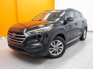 Used 2017 Hyundai Tucson CUIR NAV ALERTES SÉCURITÉ HAYON ÉLECT *TOIT PANO* for sale in Mirabel, QC