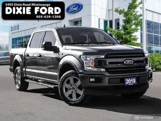 Used 2019 Ford F-150 XLT for sale in Mississauga, ON
