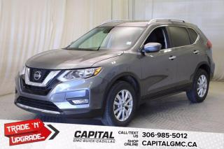 Used 2020 Nissan Rogue SV AWD*SUNROOF* for sale in Regina, SK