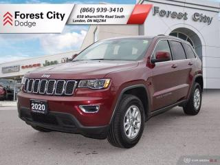 Used 2020 Jeep Grand Cherokee Laredo | NAVIGATION | APPLE CARPLAY & ANDROID AUTO for sale in London, ON