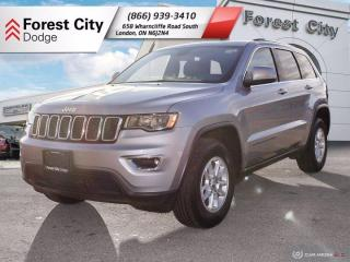 Used 2020 Jeep Grand Cherokee Laredo   NAVIGATION   APPLE CARPLAY & ANDROID AUTO for sale in London, ON