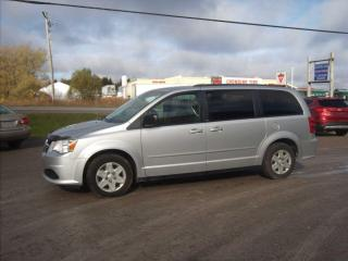 Used 2012 Dodge Grand Caravan SE for sale in Fenelon Falls, ON
