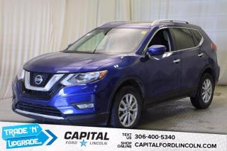 Used 2020 Nissan Rogue SV AWD for sale in Regina, SK