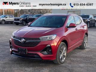 New 2021 Buick Encore GX Essence  - Leather Seats for sale in Orleans, ON