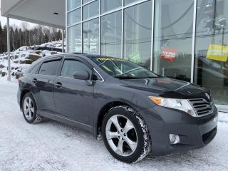 Used 2010 Toyota Venza V6 , AWD , BLUETOOTH , CRUISE , A/C for sale in Ste-Agathe-des-Monts, QC