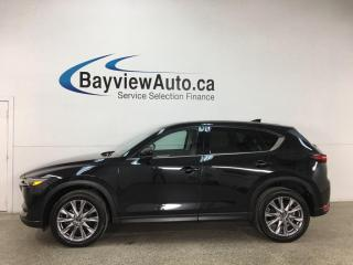 Used 2019 Mazda CX-5 GT - AWD! HTD LEATHER! SUNROOF! REVERSE CAM! + MORE! for sale in Belleville, ON