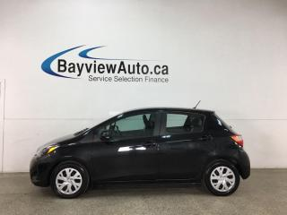 Used 2019 Toyota Yaris LE - AUTO! REVERSE CAM! HTD SEATS! PWR GROUP! for sale in Belleville, ON