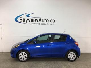 Used 2018 Toyota Yaris LE - AUTO! HTD SEATS! REVERSE CAM! PWR GROUP! for sale in Belleville, ON