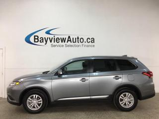 Used 2020 Mitsubishi Outlander ES - 7PASS! AWD! PWR GROUP! for sale in Belleville, ON
