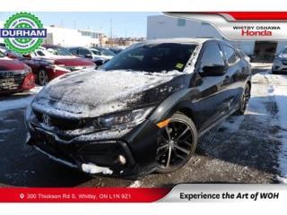 Used 2020 Honda Civic Sport   Power Moonroof, 18