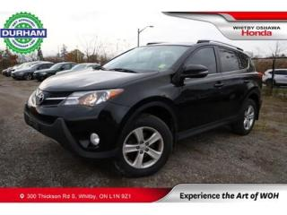 Used 2014 Toyota RAV4 FWD 4dr XLE for sale in Whitby, ON