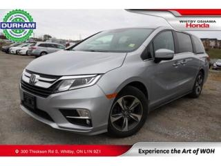 Used 2018 Honda Odyssey w/Navigation for sale in Whitby, ON