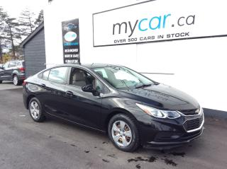 Used 2016 Chevrolet Cruze LS Auto POWERGROUP, A/C!! for sale in Kingston, ON