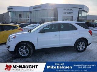 Used 2014 Chevrolet Equinox LS AWD | Keyless Entry | Bluetooth Connectivity for sale in Winnipeg, MB