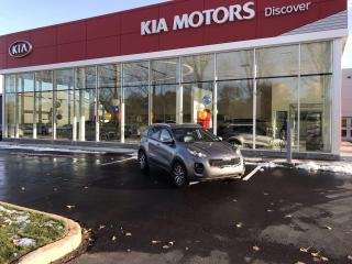 Used 2017 Kia Sportage EX for sale in Charlottetown, PE