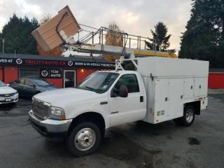 Used 2004 Ford F-550 Super Duty DRW XL for sale in Port Coquitlam, BC