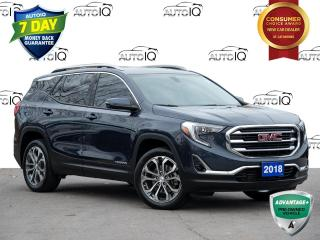Used 2018 GMC Terrain SLT NAVIGATION SYSTEM | KEYLESS REMOTES | LOW KM'S for sale in St Catharines, ON
