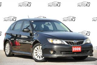 Used 2009 Subaru Impreza 2.5 i Sport Package 2.5L Boxer H4 | AWD | SPORT PACKAGE for sale in Kitchener, ON